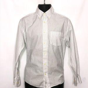 OLD NAVY regular fit button down collar shirt